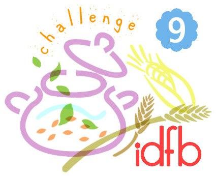 Logo IDFB Challenge 9
