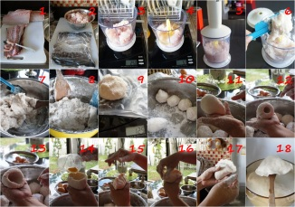 step by step pempek